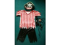 Pirate Costume with Accessories