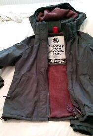 Superdry Ladies X Large Jacket