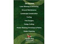 Garden Pros - Here to Help!