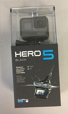 GoPro HERO 5 Black 12 MP Waterproof 4K WiFi Camera Camcorder CHDHX-501
