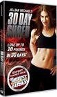 Jillian Michaels 30 Day Shred DVD Movies