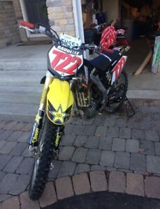 2009 rmz250 and 2002 xr50 both need work, 1900$ for both