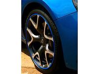Alloy wheel guard Adam Corsa Astra GTC Insignia VXR SRI CDTI Zafira Vectra Omega Tigra Signum Viva