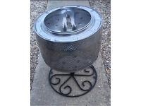 fire pit, patio heater, garden incinerator, camping fire