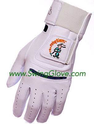 Golf Glove Training Aid (Dynamics Circle Men's Swing Glove  Golf Training)