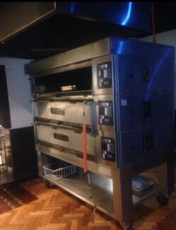 Pizza Oven ex Pizzaria Restaurant Bar . Commercial  Footscray Maribyrnong Area Preview
