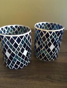 Candle holders (set)