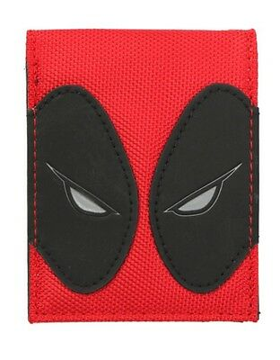 Marvel Comics Deadpool Mask Bifold Wallet