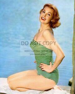 ACTRESS ARLENE DAHL PIN UP - 8X10 PUBLICITY PHOTO (BT034)