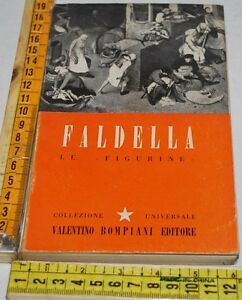 FALDELLA-Luigi-LE-FIGURINE-Bompiani-libri-usati
