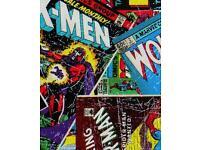 Marvel dc comics wanted