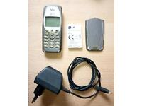 LG SIM Free Phone with charger