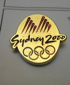 2000 Sydney Olympics Macedonia NOC dated pin badge-  mostra il titolo originale - Italia - 2000 Sydney Olympics Macedonia NOC dated pin badge-  mostra il titolo originale - Italia