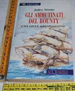 VERNE-Jules-GLI-AMMUTINATI-DEL-BOUNTY-Acquarelli-libri-usati