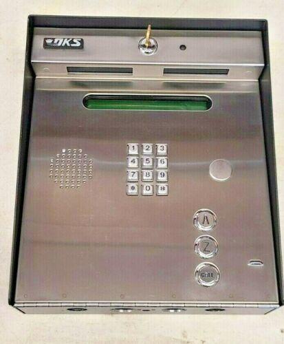 Doorking 1834-080 intercom unit
