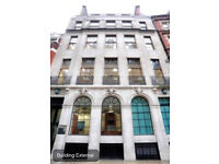 LONDON WALL Office Space to Let, EC2 - Flexible Terms | 2 - 80 people
