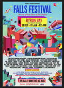 Byron Bay Falls Festival 3 day Tickets Needed Fairlight Manly Area Preview