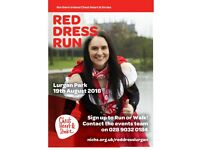 Red Dress Run Lurgan