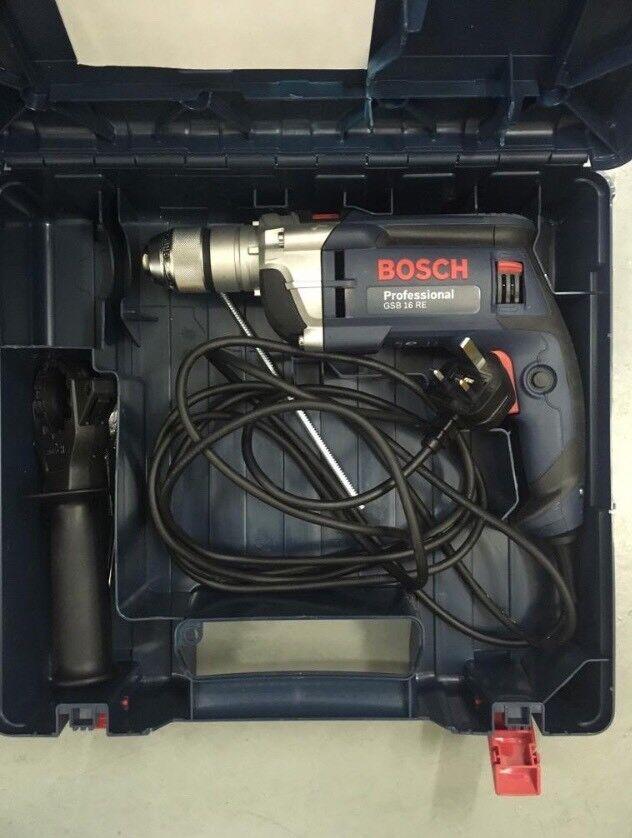 Bosch Impact Drill, GSB16re, 240v