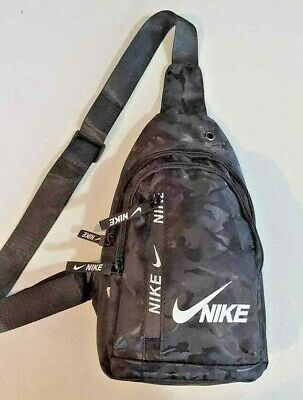 Nike Unisex Sling Bag Messenger Crossbody Backpack Bag