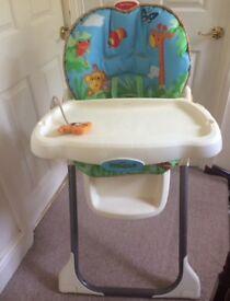 Fisher Price Highchair