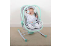 East coast rest and play baby rocker and seat