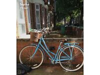 Nearly new, ladies dutch style bike for sale