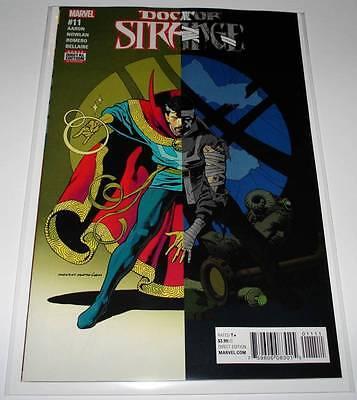 DOCTOR STRANGE # 11 Marvel Comic   Nov 2016  NM