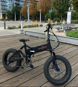 Synergy Kahuna Electric Fat Bike! Shipping Across Canada!