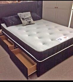 MEGA SALE ON😍BRAND NEW BEDS IN DIFFERENT SIZES AND COLOURS😍 FAST Delivery🚛🚛