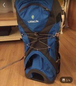 Littlelife backpack carrier
