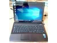Asus X52F 15.4in Laptop with Microsoft Office Pro 2016