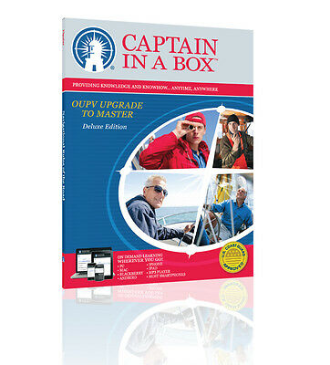 Captains License   Oupv Upgrade To 25 50 100 Ton Master   Online Course