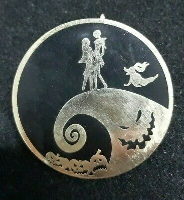 PIN PINS DISNEY FANTASY NIGHTMARE BEFORE CHRISTMAS RARE