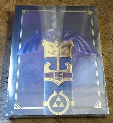 Legend of Zelda Art & and Artifacts Limited Collectors Edition Hardcover Artbook