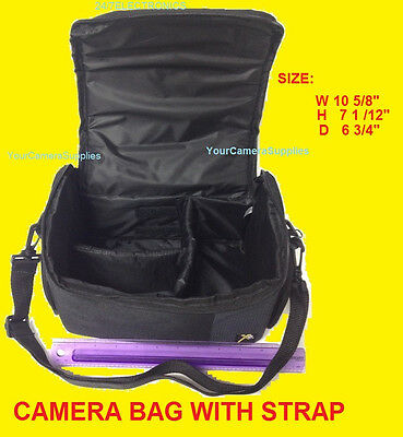 LARGE CASE BAG TO CAMERA NIKON B500 B700 L310 L320 L330 L340 L100 L110 L120