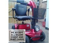 Mobility scooter 6mph 3 month warranty