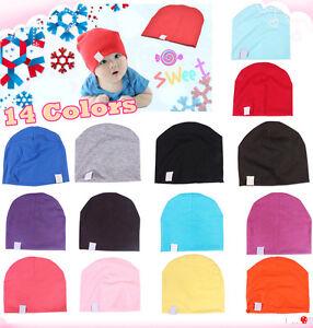 coton bonnet chapeau nouveau n b b fille gar on enfant casquette tricot e  neuf ebay a2cf3774c03