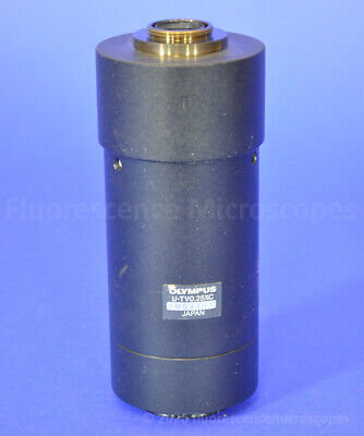 Olympus Microscope C-mount Camera Adapter U-tv0.25xc