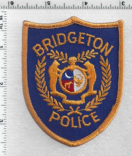 Bridgeton Police (Missouri) 1st Issue Shoulder Patch