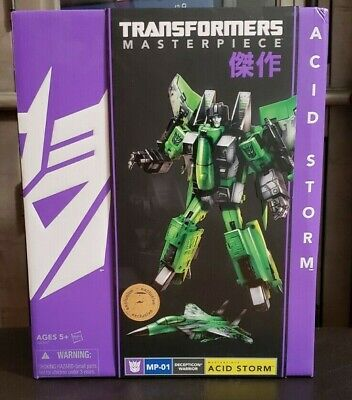 ** Transformers MASTERPIECE (Acid Storm) MP-01 Hasbro Toys R Us ** NEW!!
