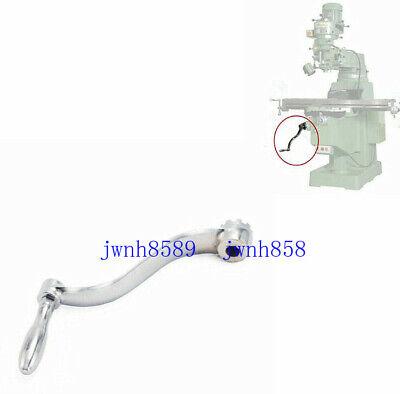 New Set Milling Machine Part Elevating Knee Crank Handle For Bridgeport Part