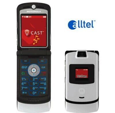 Motorola RAZR V3M ALLTEL Cellular Phone Alltel Razr V3m