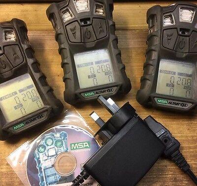Msa Altair 4 X Gas Monitor   Detectors
