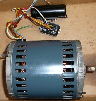 Berkel 705 Meat Tenderizer Motor With Capacitor And Relay 01-404175-00722
