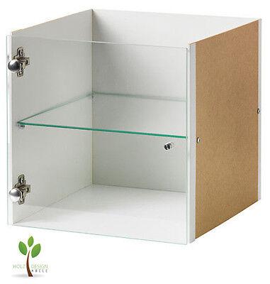 ikea expedit glas einsatz t r vitrinent reinsatz gebraucht kaufen nur 2 st bis 75 g nstiger. Black Bedroom Furniture Sets. Home Design Ideas