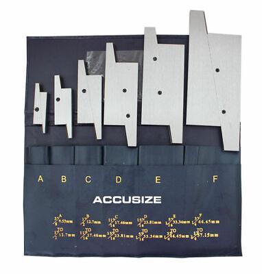 6 Pairset Adjustable Precision Parallel Set Eg02-5001