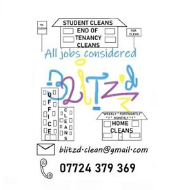 Blitz'd Cleaning Services