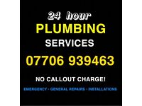 PLUMBING AND HEATING SERVICES - NO CALL OUT CHARGE
