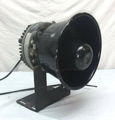 Sd-210r 100 Watt Siren Alarm Horn Speaker Mount